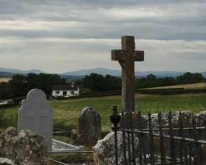 Cemetery Mass in Thornback